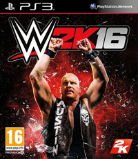 WWE 2K16 ps3 free redeem codes download