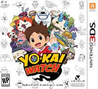 Yo-kai Watch 3ds free redeem codes download