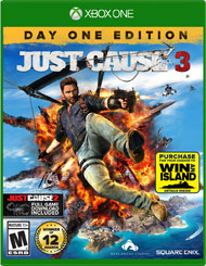 Just Cause 3 xboxone free redeem codes download