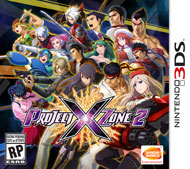 Project X Zone 2 3ds free redeem codes download