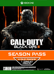 Black ops 3 season pass xbox one