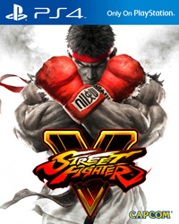 Street Fighter V ps4 free redeem codes download