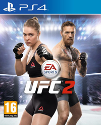 EA Sports UFC 2 ps4 free redeem codes download