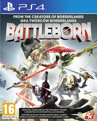 Battleborn ps4 free redeem codes download