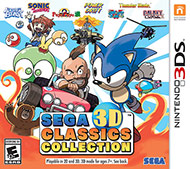 Sega 3D Classics Collection 3ds free redeem code download