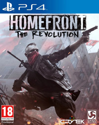 Homefront The Revolution free redeem codes download