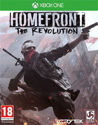 Homefront The Revolution xbox one free redeem codes