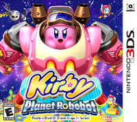 Kirby Planet Robobot 3ds free redeem codes download