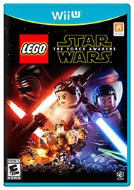 Lego Star Wars The Force Awakens wiiu free redeem codes