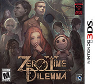Zero Time Dilemma 3ds free redeem codes download