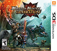 Monster Hunter Generations free