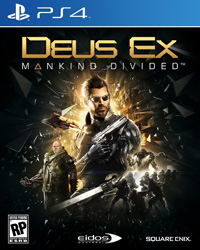 Deus Ex Mankind Divided ps4 free download