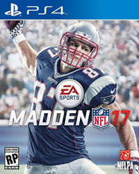 Madden NFL 17 ps4 free codes