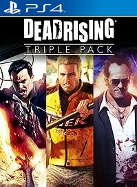 Dead Rising Triple Pack ps4 free download