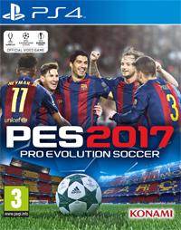 Pro Evolution Soccer 2017 ps4 download redeem codes