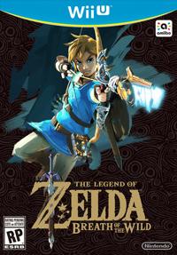 The Legend of Zelda Breath of the Wild wiiu free download