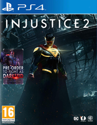Injustice 2 ps4 free redeem codes download