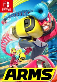 Arms Nintendo Switch download free redeem codes