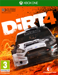 DiRT 4 XboxOne free redeem codes download