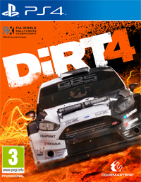DiRT 4 ps4 free redeem codes download