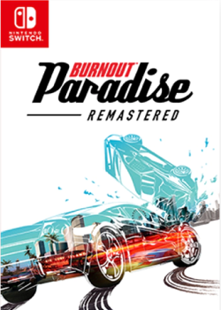 Burnout Paradise Remastered Switch download code