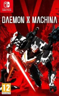 Daemon X Machina Switch download code