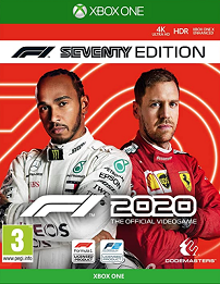 F1 2020 xbox one download code