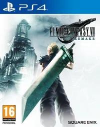 Final Fantasy 7 Remake ps4 download code