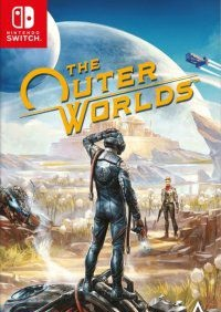 The Outer Worlds Switch download code