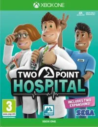 Two Point Hospital xbox one download code