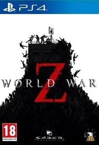 World War Z PS4 download code