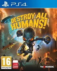 Destroy All Humans ps4 download code