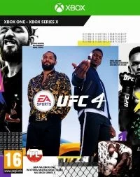 EA Sports UFC 4 xbox one download code