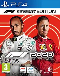 F1 2020 ps4 download code