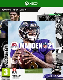 Madden NFL 21 xbox one download code
