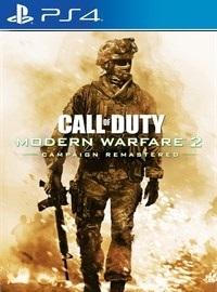Modern Warfare 2 Remastered ps4 download code