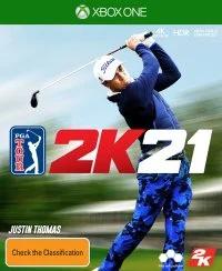 PGA TOUR 2K21 xbox one download code