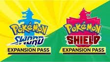 Pokemon Sword Shield Expansion Pass download code