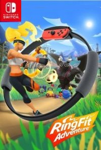 Ring Fit Adventure Switch download code