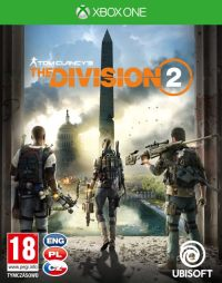 The Division 2 xbox one download code