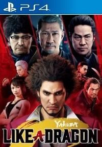 Yakuza Like a Dragon ps4 download code