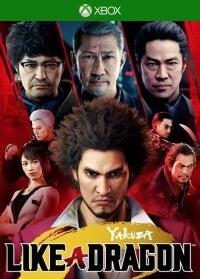 Yakuza Like a Dragon xbox one download code