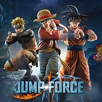 Jump Force Switch download code