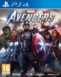 Marvel's Avengers ps4 download code