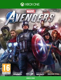 Marvel's Avengers xbox one download code