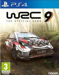 WRC 9 ps4 download code