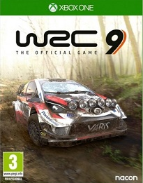 WRC 9 XBOX ONE download code