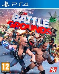 WWE 2K Battlegrounds ps4 download code