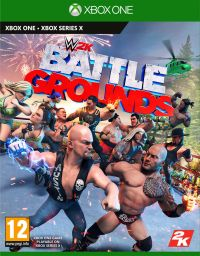 WWE 2K Battlegrounds xbox one download code
