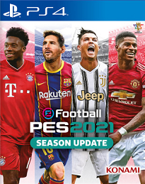 eFootball PES 2021 ps4 download code